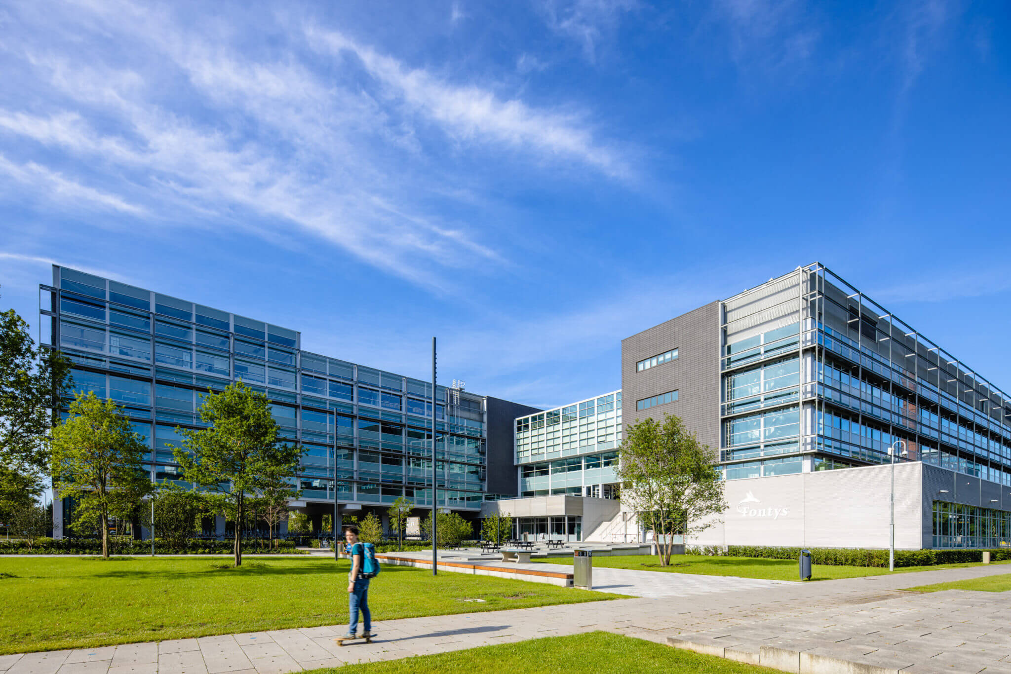campus tue fontys applied science automotive eindhoven