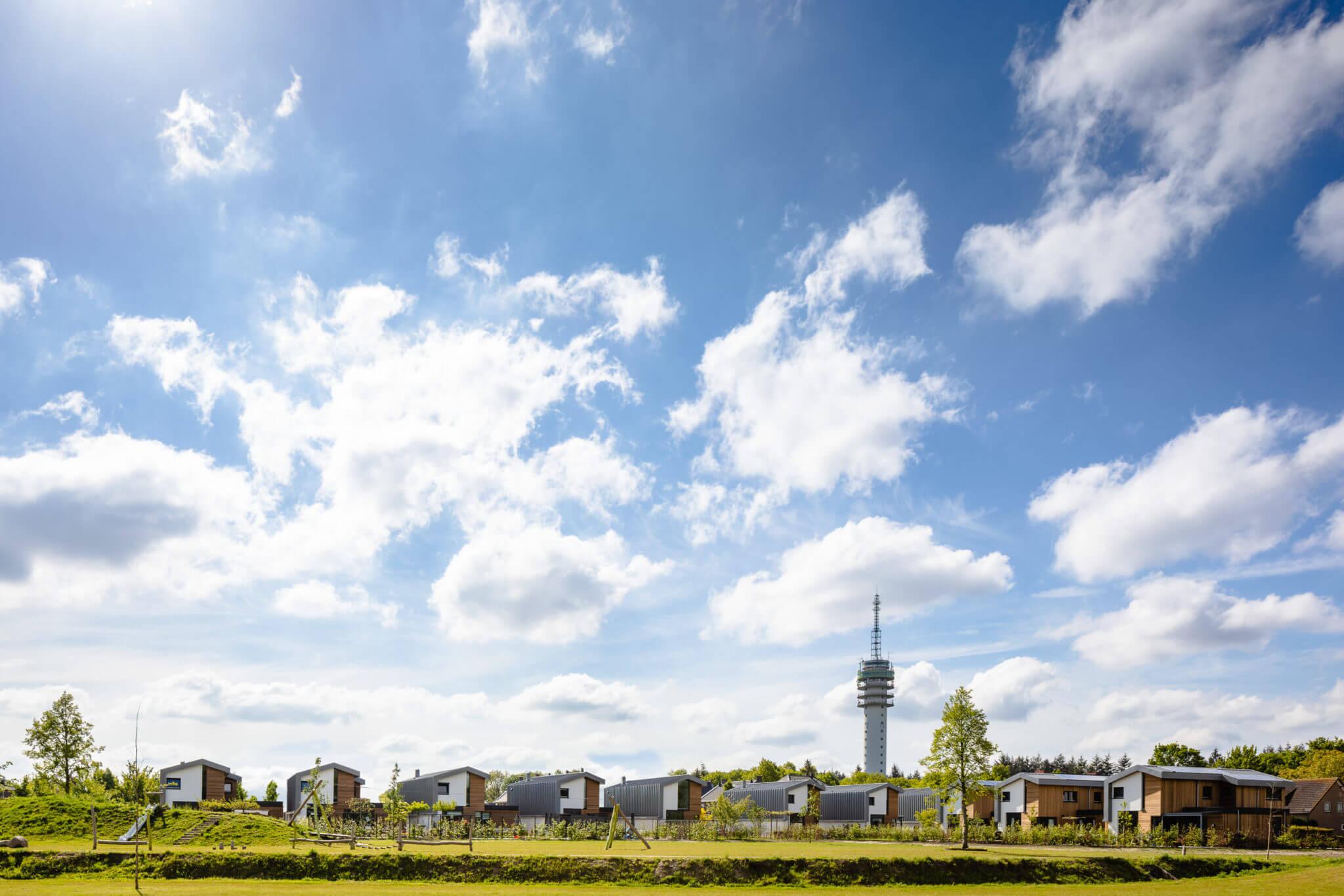 Geldrop Mierlo Felsdaken houten gevel stucwerk Brabant Wetering schuurwoning